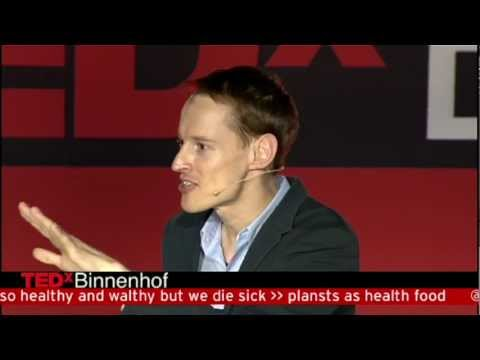 TEDxBinnenhof - Daan Roosegaarde - Innovation as a Dutch experience