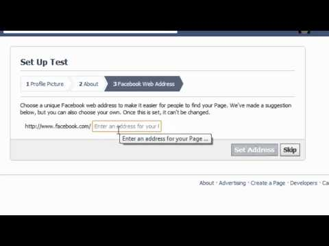 How To Create Or Edit A Facebook Page