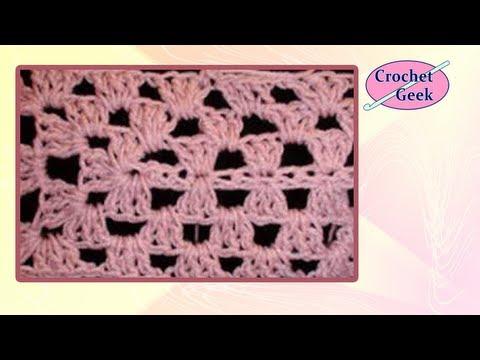 Crochet Geek - Granny Square Crochet Rectangle