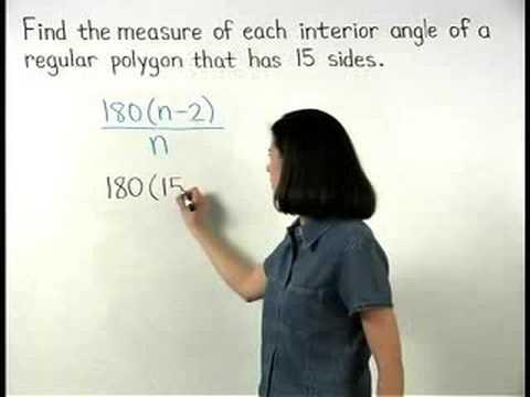 Geometry Tutorials - YourTeacher.com - 1000+ Online Math Lessons