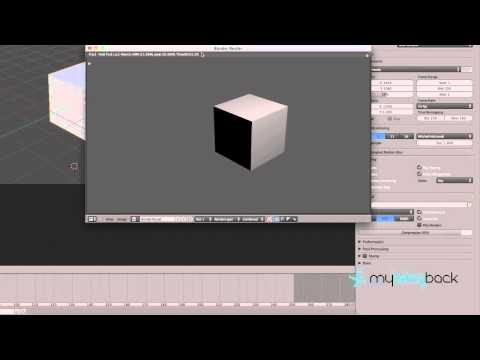 Learn Blender 2- Basics of Navigation and Interface