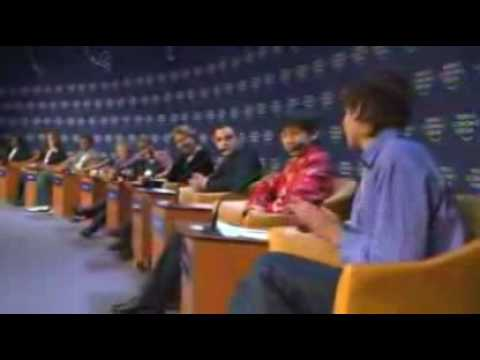 Davos Annual Meeting 2008 - The Voice of the Next Generation
