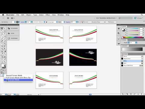 Total Training for Adobe Illustrator CS5 Chapter 1 Part 5