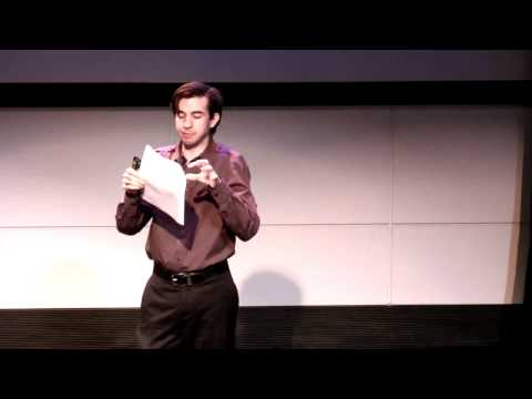 TEDxGallatin - Michael Astolfi - Evolutionary Game Design: Video Games as Supernormal Stimuli