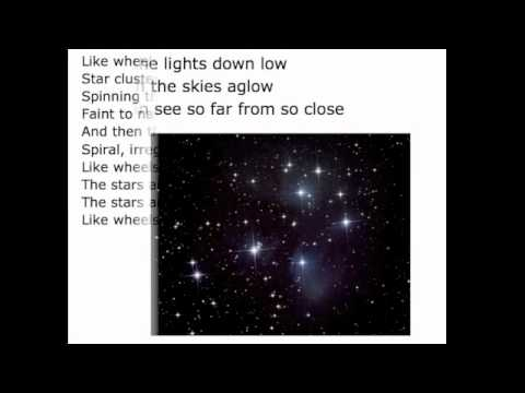 Galaxies Song