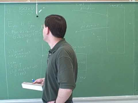 Physics: Photoelectric effect (5)