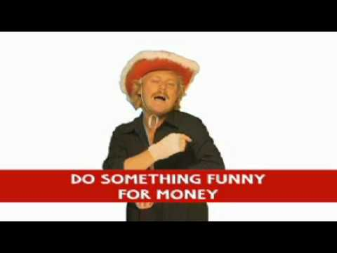 Keith Lemon's Tashy Tale - Funny for Money - Red Nose Day 2009