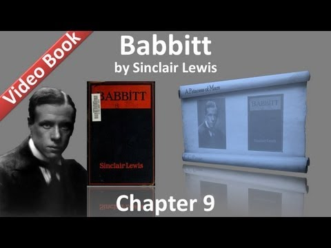 Chapter 09 - Babbitt by Sinclair Lewis