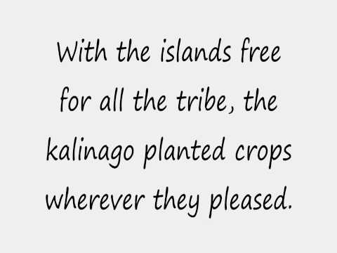How the Kalinago Hunted & Fished