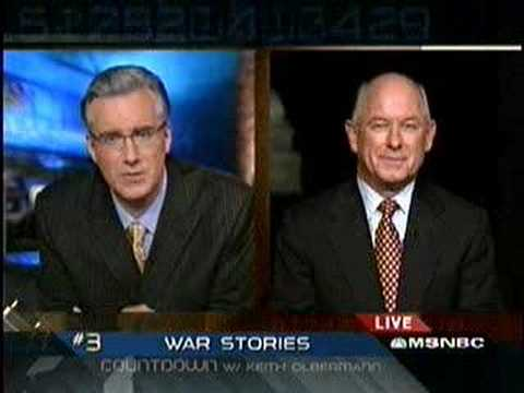 CAPs PJ Crowley on Pentagon communications on Olbermann