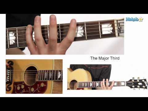 How to Play The Major Third on Guitar