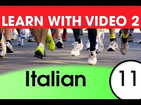 Learn Italian with Video - Learning Through Opposites 1