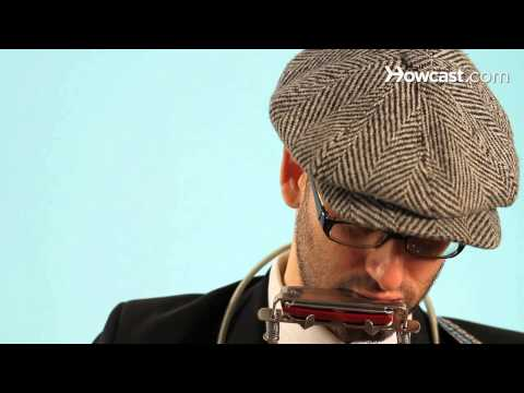 How to Play Harmonica in the Key of A