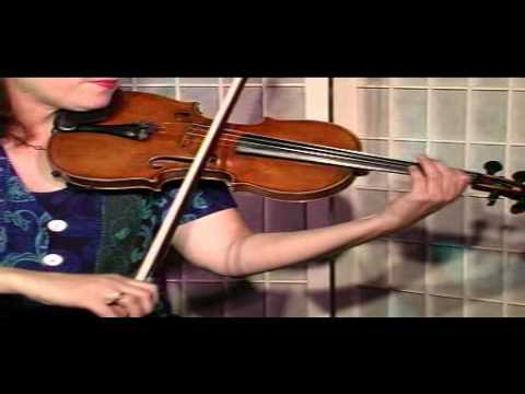 "Violin Lesson - Song Demonstration - ""John B"""