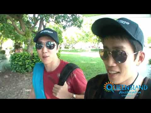 Hyunwoo Sun in Cairns Australia 2010 (preview)