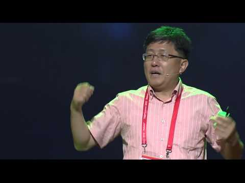 TEDxItaewon 2012 - Prof. Han Mooyoung - Rainwater Revolution : From Drain City to Rain City.