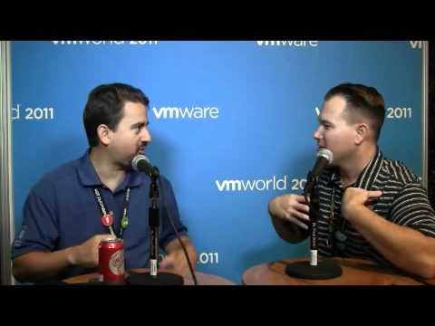 vChat #21 - LIVE from VMworld 2011 in Las Vegas