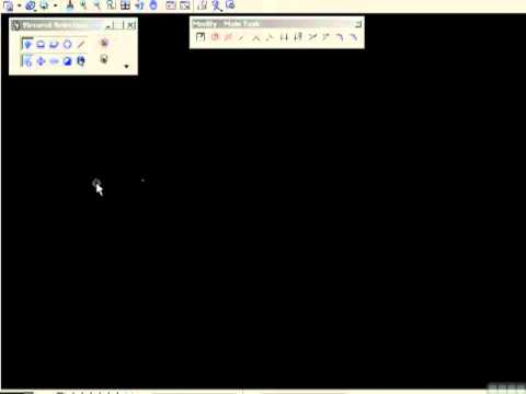 InfiniteSkills Tutorial | Microstation Vertices Fillets And Chamfers | Training Essentials