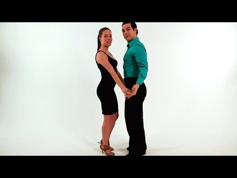 Merengue Dance Steps: Rainbow Step | How to Dance Merengue