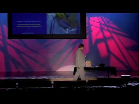 TEDx Auckland - Robin Kelly - The Human Hologram