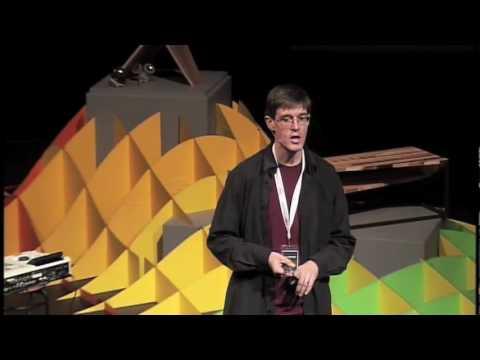 TEDxEdmonton - Sean Stewart - 3/13/10