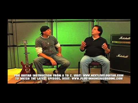 Plug in series pt 8 Musician engineer producer relationships in the studio recording