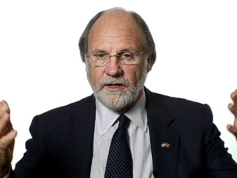 Jon Corzine: The Mission Ahead