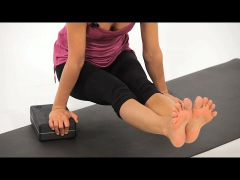 Telasana Core Strengthening Exercise | How to Do Yoga