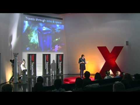 TEDxTransmedia 2011 - Rosie Allimonos - Dr. Who and Mythology