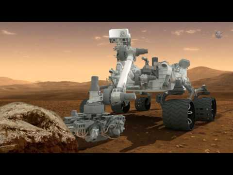 ScienceCasts: Where Will Curiosity Go First?