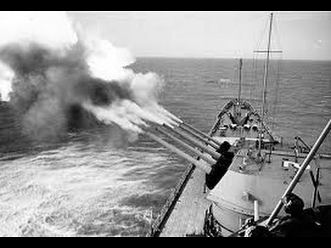 Vietnam - Devastating Firepower of American Navy [HD]