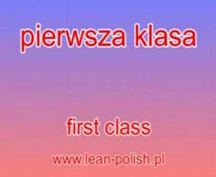 Collections of useful phrases in Polish
