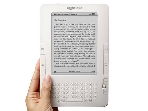 The E-Reader Wars: Is the Amazon Kindle Simply 'Kindling'?