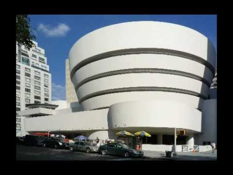 Frank Lloyd Wright, Solomon R. Guggenheim Museum, New York City, 1942-1959