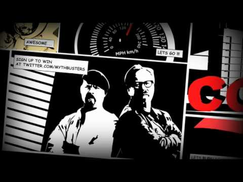 MythBusters Marathon - 01/18 - Trailer - Meet the Mythbusters