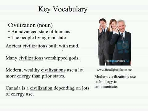 Live Intermediate English Lesson 24: Time Travel 3: Instance Civilization