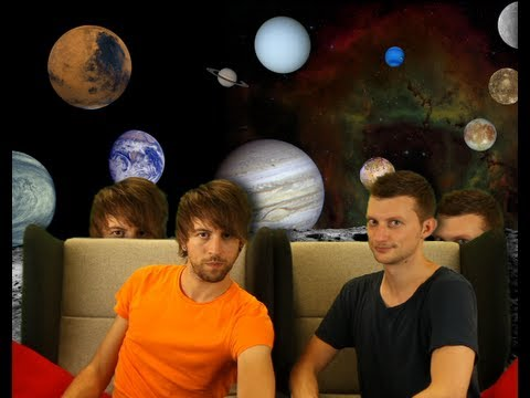 Our Solar System Part 1 - YouTube Space Lab with Liam & Brad