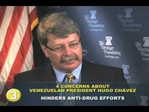 Four Concerns About Venezuelan President Hugo Chávez