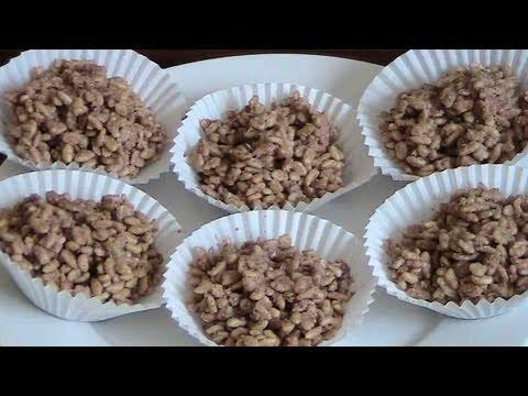 Chocolate Crackles - RECIPE