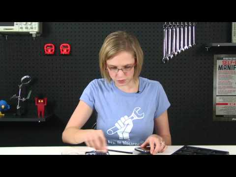 How To: iPhone 3G/3GS Dock Connector Replacement