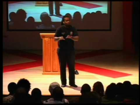 TEDxUWI-Amilcar Sanatan-You Can't Handle the Truth