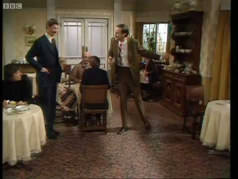 Moving Tables - Fawlty Towers - BBC