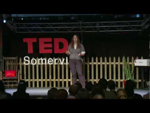 TEDxSomerville: Georgy Cohen - Becoming a Twin... at Age 23