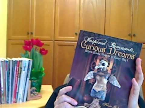 Inspired Remnents Curious Dreams Book Review and Giveaway  March