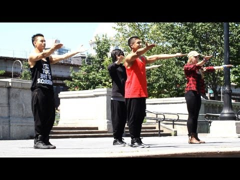 How to Dance Like Chris Brown: Look at Me Now | Hip Hop Dance Crew