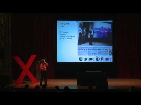 TEDxUChicago 2012 - Elizabeth Gerber - Crowd Sourcing