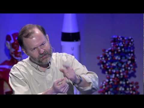 Robert Lang: Idea + square = origami