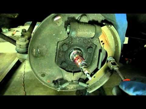 Volkswagen Beetle Wheel Cylinder Replacement