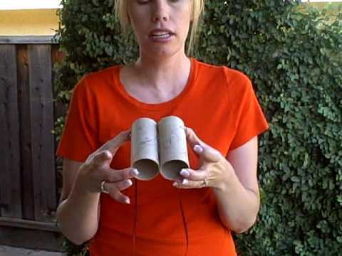 Activity Making Binoculars | Cullen's Abc's