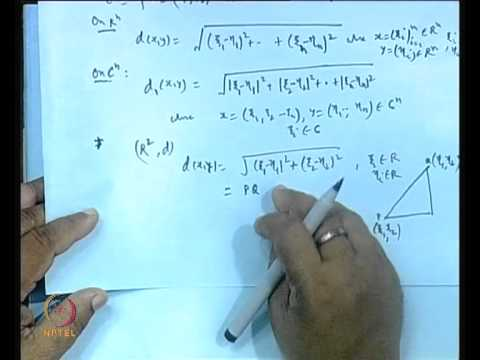 Mod-01 Lec-01 Metric Spaces with Examples